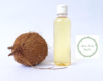 Organic Coconut Oil | African Coconut oil Organic raw coconut oil