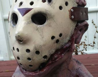 Jason Goes to Hell Deluxe Custom Mask