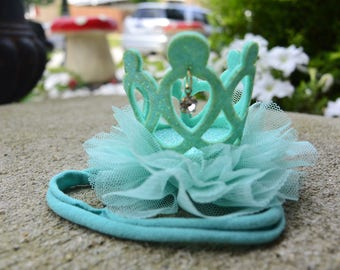 Birthday Crown Headband