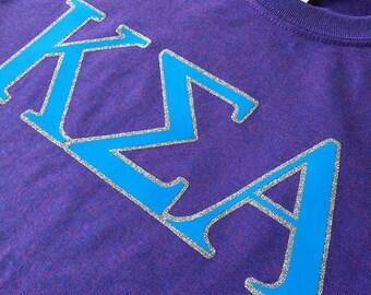 Greek Letter Shirt