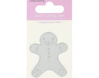 Die cut metal snowman Mr. Biscuit Dovecraft matrix