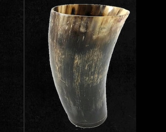 Mead Viking Drinking Horn Cup/Tumbler 10 oz