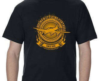 B-17 Flying Fortress Men's T-Shirt