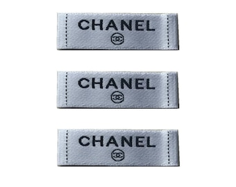 Chanel labels | Etsy