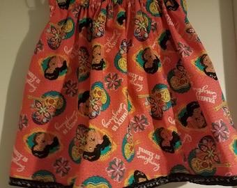 Elena of Avalor Skirt US size 7 girls