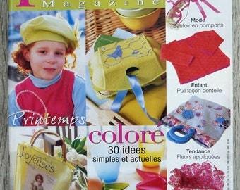 IDEAS magazine - Colorful spring