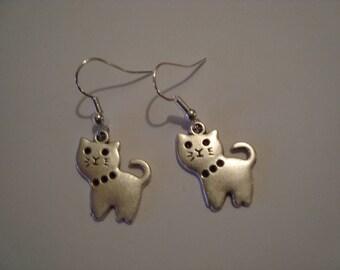 Little Kitty earrings