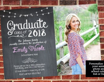High School / College Graduation Invitation