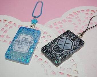 Keychain Llavero EXO 엑소 エクソ EXO-L