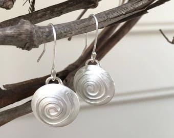 Sterling silver ear rings