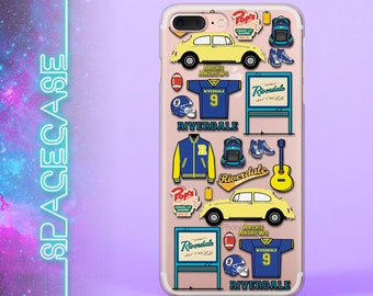 Riverdale iPhone 8 Case iphone 7 Plus Samsung S8 Case Galaxy S7 Edge Samsung Galaxy S6 Plus iphone 6S Plus Riverdale Gift Samsung A3 A5 Case
