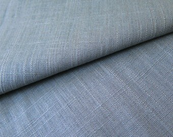 100% grey washed linen - price per meter