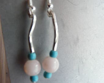 925 Silver hook earrings
