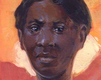 Harriet Tubman - BHM 2018
