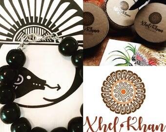 obsidian bracelet men