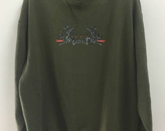 Vintage Fuct Forever Streetwear Skateboarding Sweatshirt