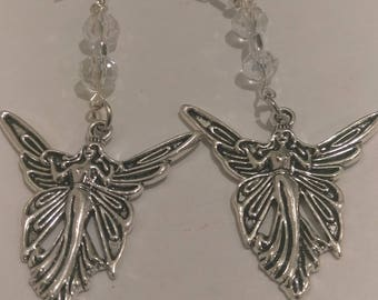 Fairy Wing Earrings