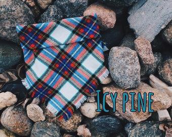 Icy Pine Bandana