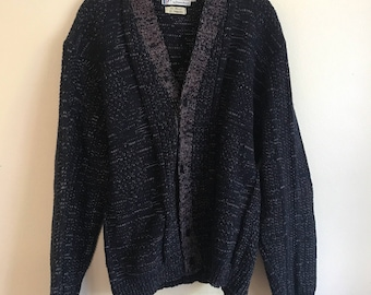 Vintage Squaw Valley Bottom Down Sweater