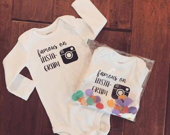 Famous on Instagram Baby Outfit