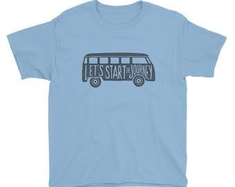 Journey Youth Short Sleeve T-Shirt