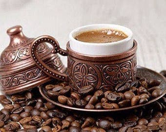 Turkish Coffee Original The Best Traditional Famous Turkish Coffee Turk Kahvesi Small Bag 100 gr