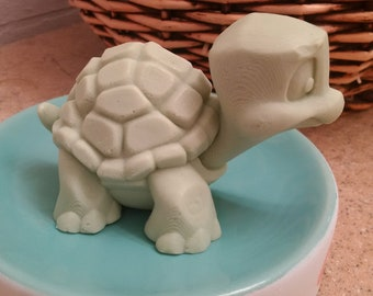 Turtle Soap/Lemongrass/Kids Soap/Animal Soap/Fun Soaps/Gift Soap/Bathtub Soap/Party Favors/Birthday Party/Sea Turtle Soap