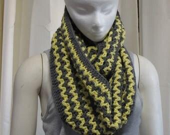 Infinity Scarf - Crochet