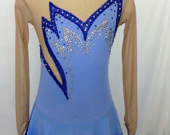 Handmade skating dress