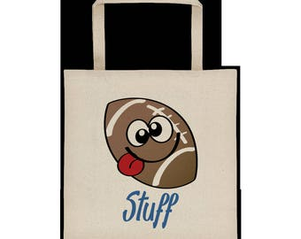 Football Stuff Tote bag