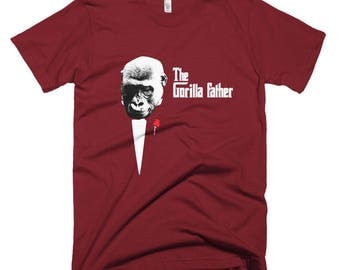 The Gorilla Father Short-Sleeve T-Shirt