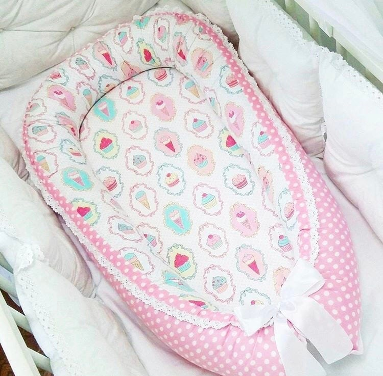 Snuggle Nest Baby Co Sleeper Baby Pillow Baby Cocoon Baby