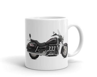 Motor Cycle Mug