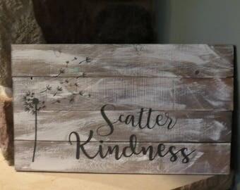 Scatter Kindness
