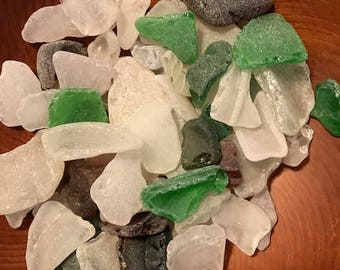 Large Beach Glass Pieces - Various Sizes