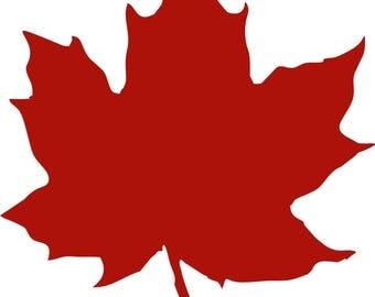 Canada Maple Leaf 2