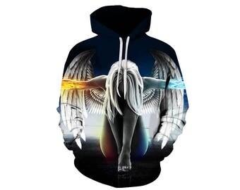 Hoodie Art, Hoodie Pattern, Pattern Hoodie, Graphic Hoodie, Graphic Sweatshirt, Art Hoodie, Art Hoodies, Art, Hoodie, 3d Hoodie - Style 16