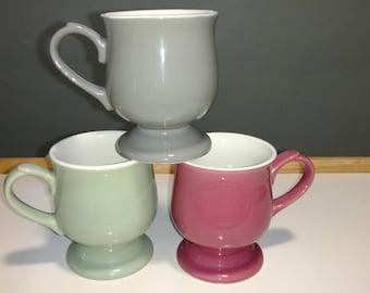 Coffee mugs vintage