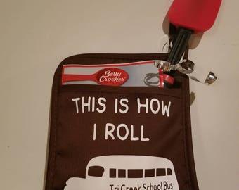 Bus Driver Gift Set