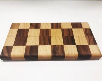 Hardwood Cheese Cutting Board #2