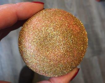 Glitter Bath Bomb/ Disco Bomb / Large 4.5 oz
