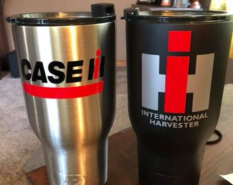 Case International Harvester 30 oz RTIC Tumbler
