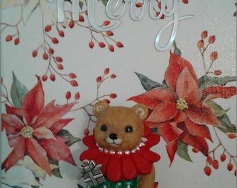 Christmas Decor - Beary Christmas!