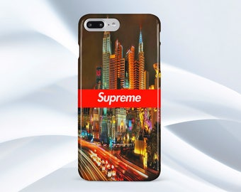City iPhone 6 Case Town iPhone 7 Plus Case Supreme iPhone 5 Case iPhone 6S Cover Supreme iPhone Case iPhone 6 Plus Case Samsung S7 Case