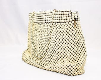 Vintage Whiting Davis Metal Mesh Bag.