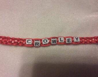 Crowley Keychain