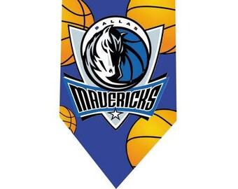Basketball Tie - Dallas Mavericks