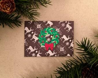 Holiday Gift Card Envelopes (set of 4)