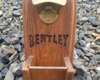 Personalized Wall Mounted Bottle openers