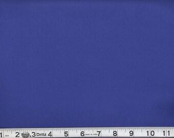 Royal Blue Fabric Solid Quilt Blender- 100% Cotton Fabric fat quarter - MDG